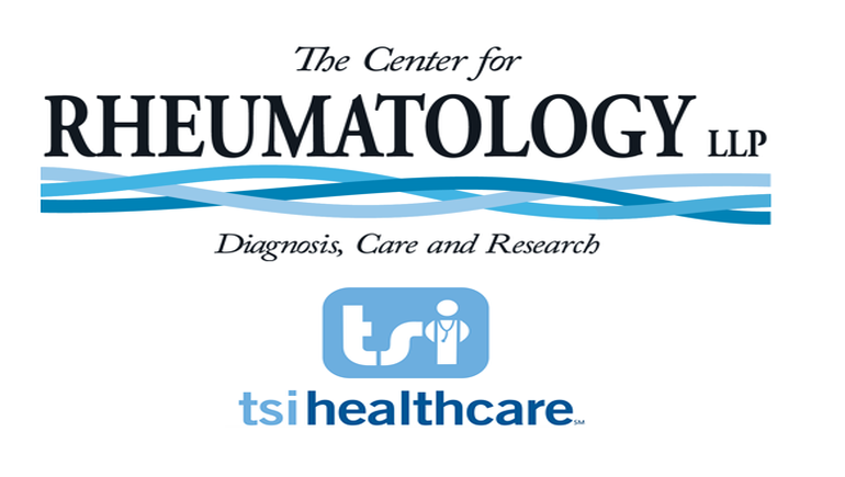 The Center for Rheumatology Partners with TSI Health Care